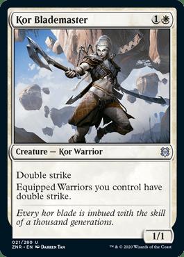 Kor Blademaster