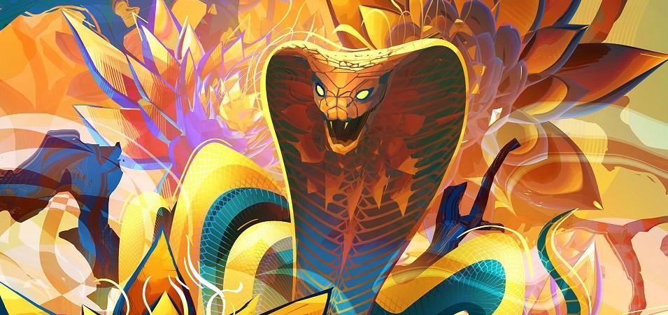 Lotus-Cobra-Variant-Zendikar-Rising-MtG-Art