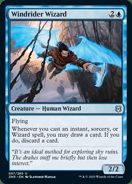 Windrider Wizard