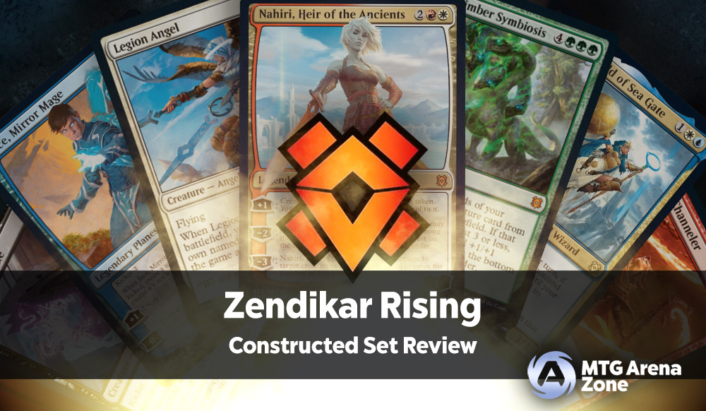 Zendikar Rising Constructed Set Review