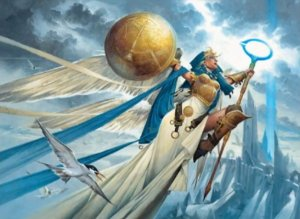 Azorius All in Party! - Zendikar Rising Historic