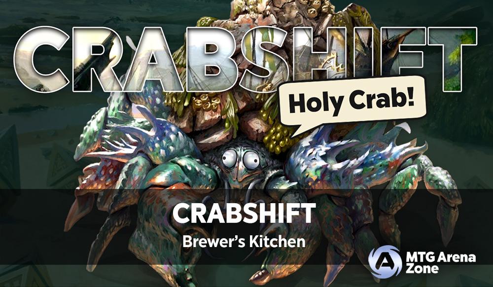 Brewer's Kitchen: Crabshift