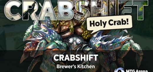 Brewer's Kitchen: Crabshift