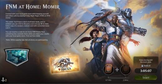 FNM at Home: Momir