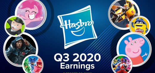 Hasbro Q3 2020 Earnings