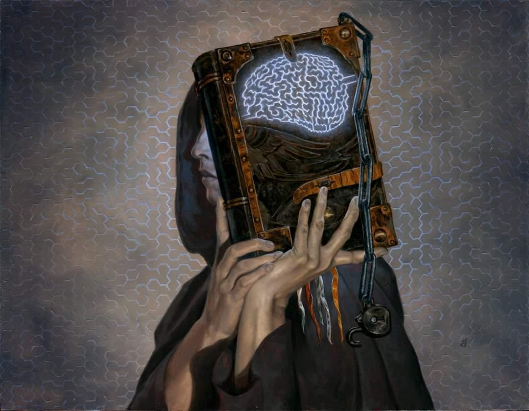Mazemind-Tome-Core-Set-2021-MtG-Art