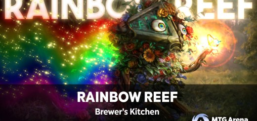 Brewer's Kitchen: Rainbow Reef