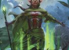 Historic Mono Green Ramp by Occitan - #20 Mythic - March 2021 Ranked Season