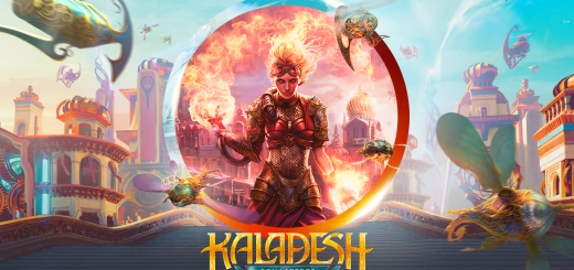 Kaladesh Remastered Key Art