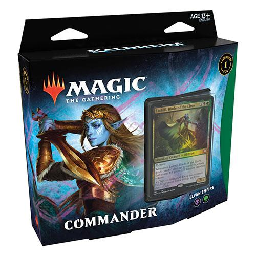Commander Deck: Elven Empire