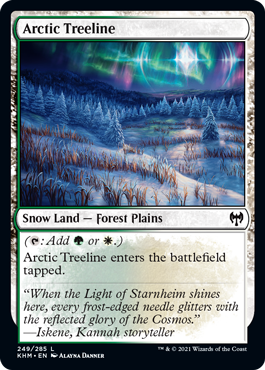 Arctic Treeline