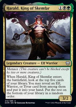 Harald, King of Skemfar