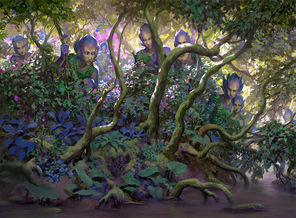 Shapers' Sanctuary Art