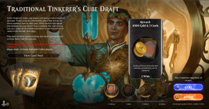 Traditional Tinkerer's Cube Draft