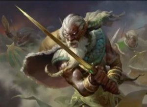 BO1 Historic Mono Green Elves by simic511 - #97 Mythic – February 2021 Ranked Season