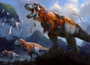 Historic Gruul Dinosaurs by Geometra - Historic Challenge Event – 8-0 Record