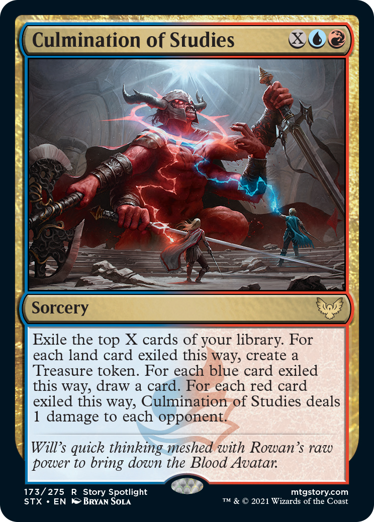 173 Strixhaven Spoiler Card