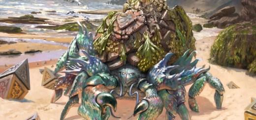 Ruin-Crab-Zendikar-Rising-MtG-Art