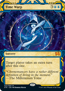 022 Time Warp Mystical Archives Spoiler Card