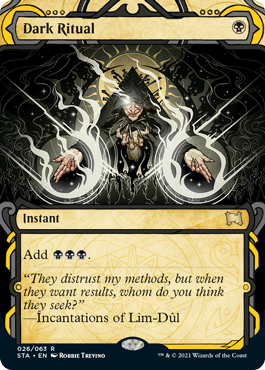026 Dark Ritual Mystical Archives Spoiler Card