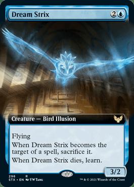 STX 296 Dream Strix Extended Art