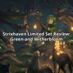 Strixhaven Limited Set Review: Green and Witherbloom