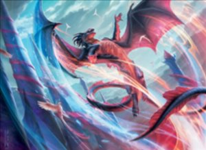 Izzet Dragons (Snow) by Sol4r1s - #96 Mythic – May 2021 Ranked Season