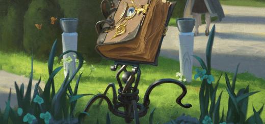 Codie, Vociferous Codex Art by Daniel Ljunggren
