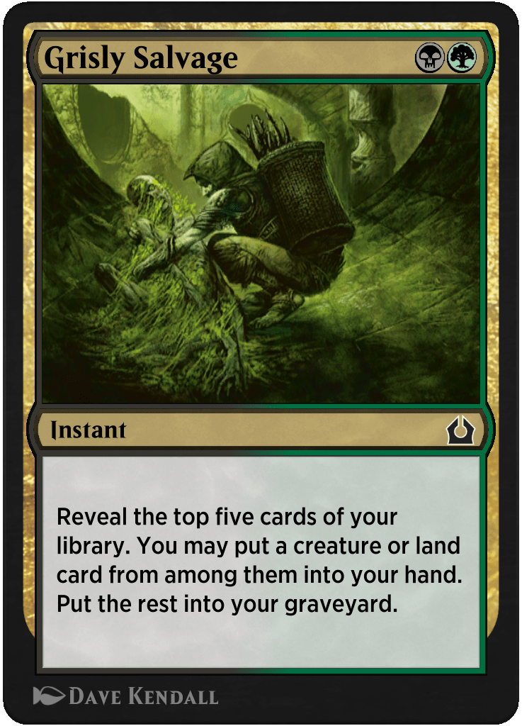 HA5 Grisly Salvage