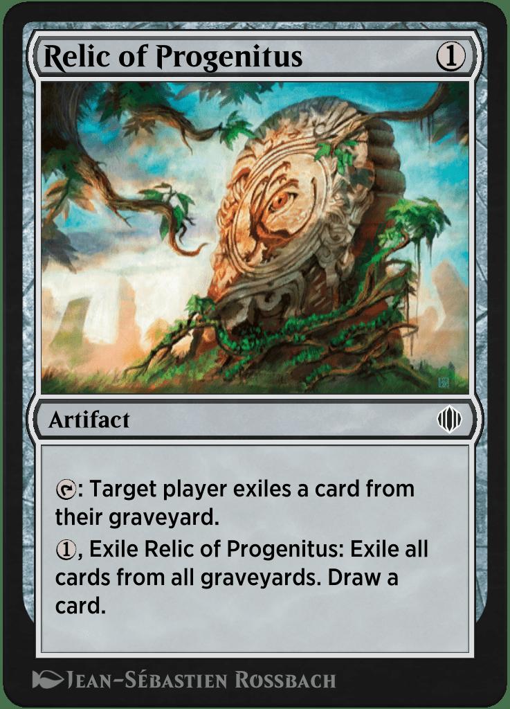 HA5 Relic of Progenitus