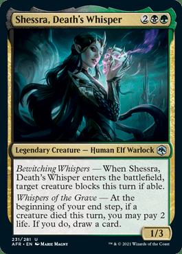 AFR 231 Shessra Deather's Whisper Main