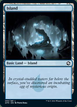 AFR 266 Island Main