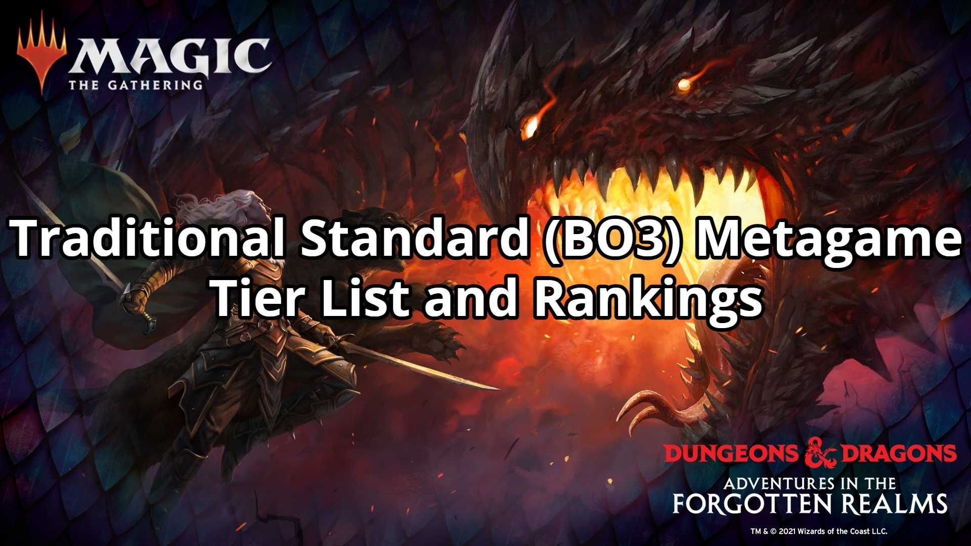 Traditional Standard (BO3) Metagame Tier List and Rankings