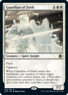 AFR 018 Guardian of Faith Main