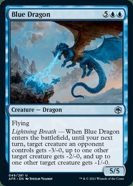 AFR 049 Blue Dragon Main