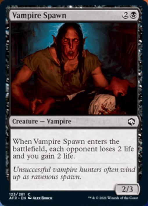 AFR 123 Vampire Spawn Main
