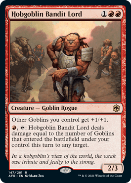AFR 147 Hobgoblin Bandit Lord Main