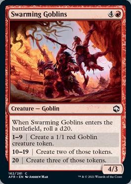 AFR 162 Swarming Goblins Main