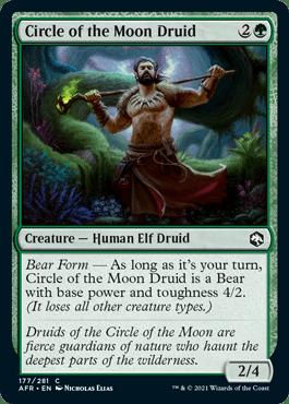 AFR 177 Circle of the Moon Druid Main