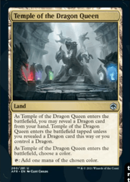 AFR 260 Temple of the Dragon Queen Main