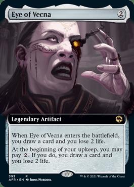 AFR 393 Eye of Vecna Extended