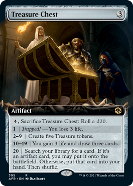 AFR 395 Treasure Chest Extended