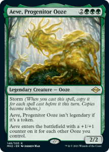 Aeve, Progenitor Ooze J21 MH2