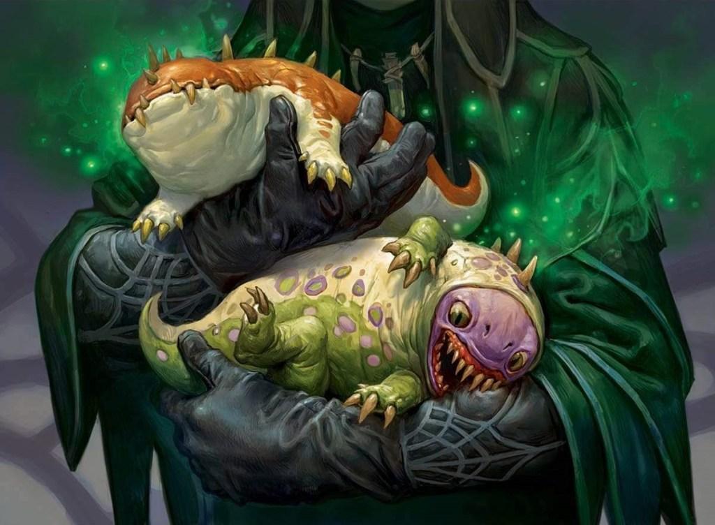 Pest Summoning Art by Zoltan Boros