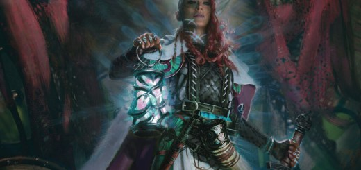 Tergrid, God of Fright Art by Yongjae Choi