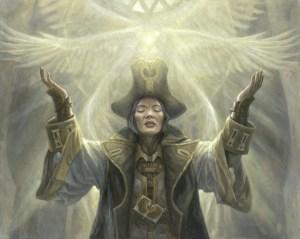 Historic Selesnya Angels by Jose Lopez - #31 Mythic - August 2021 Ranked Season