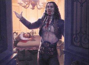 Historic Vampires by Delmo - Jumpstart: Historic Horizons Day 2