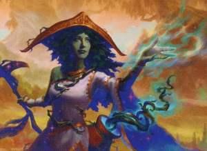 Historic Selesnya Enchantress by Val & PL - #76 Mythic – October Ranked Season