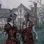 Rotten Reunion Art by Aaron Miller