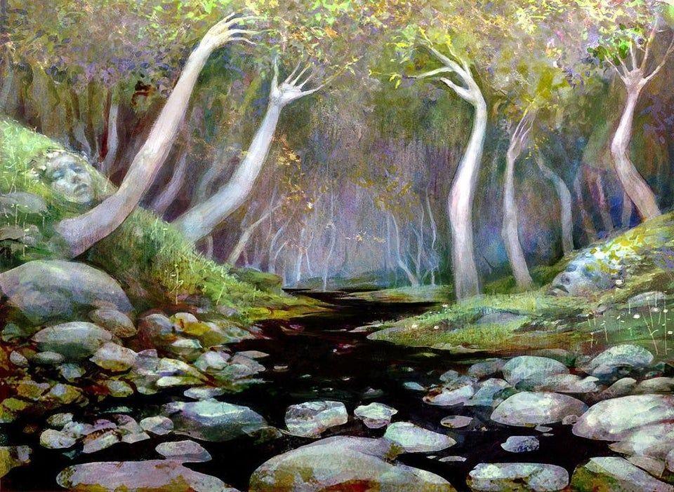 Sterling Grove Art by Seb McKinnon